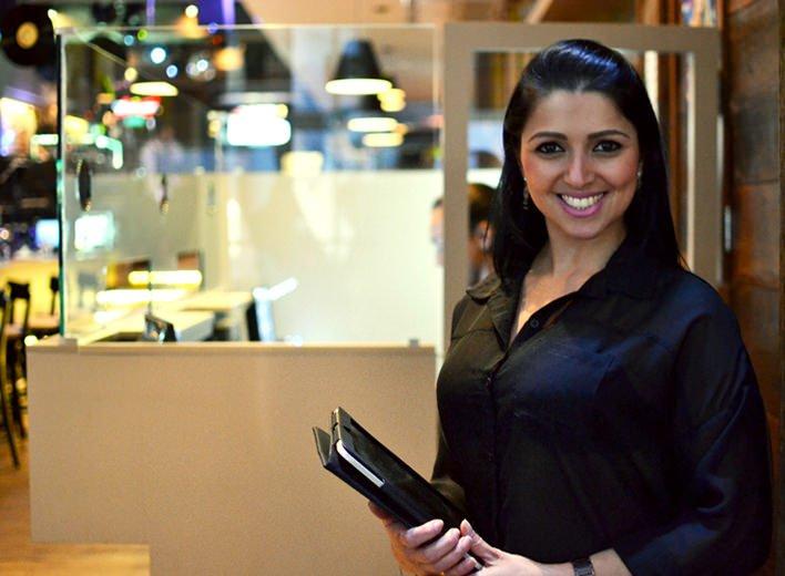 Oportunidade de trabalho para Atendente de Restaurante