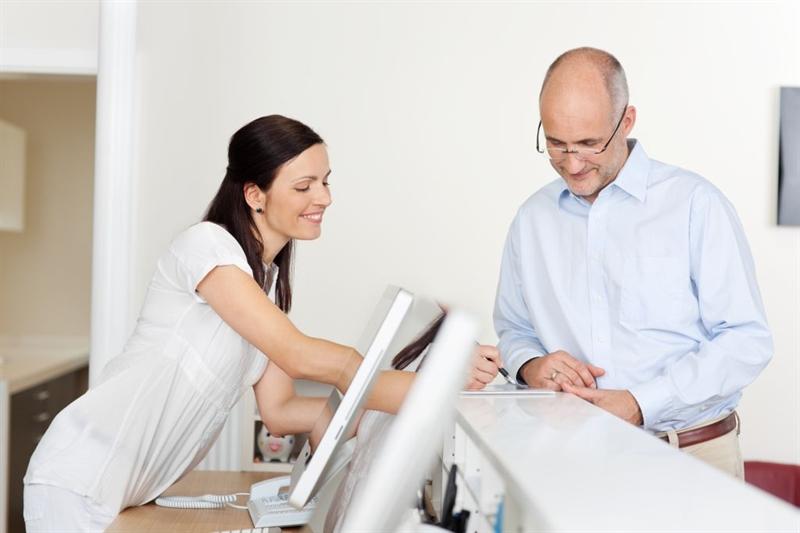 Oportunidade para Recepcionista de Clínica em Piedade (CV até 25/09)
