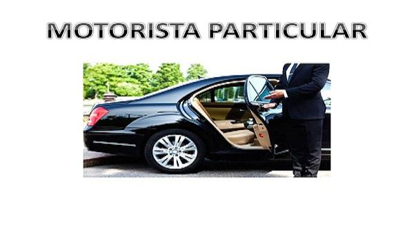 Oportunidade de Emprego para Motorista Particular (CV até 26/10)