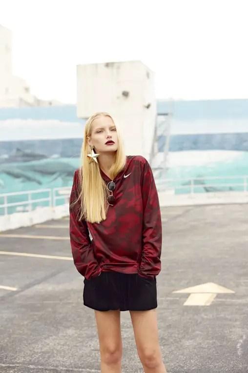 Lucie Hugary - VAGA magazine 08
