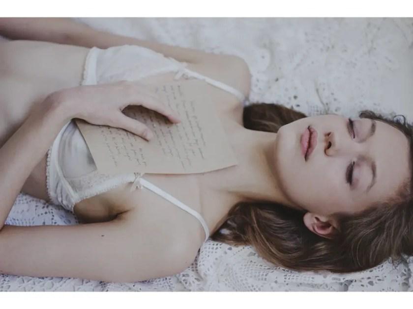 Magdalena Nishe - upcoming photographer - romantic photography art editorial