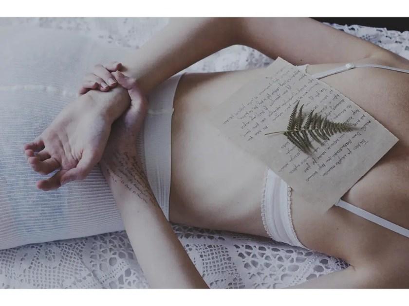 Magdalena Nishe - upcoming photographer - romantic photography art editorial - 7