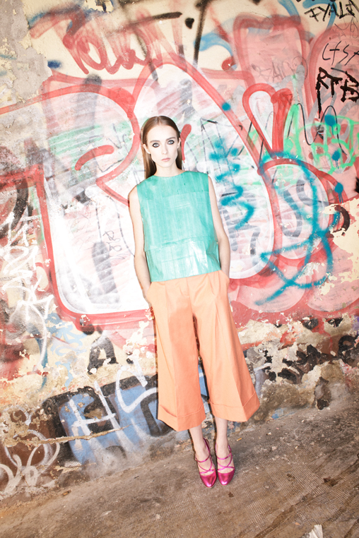 fashion editoial Maela Leporati