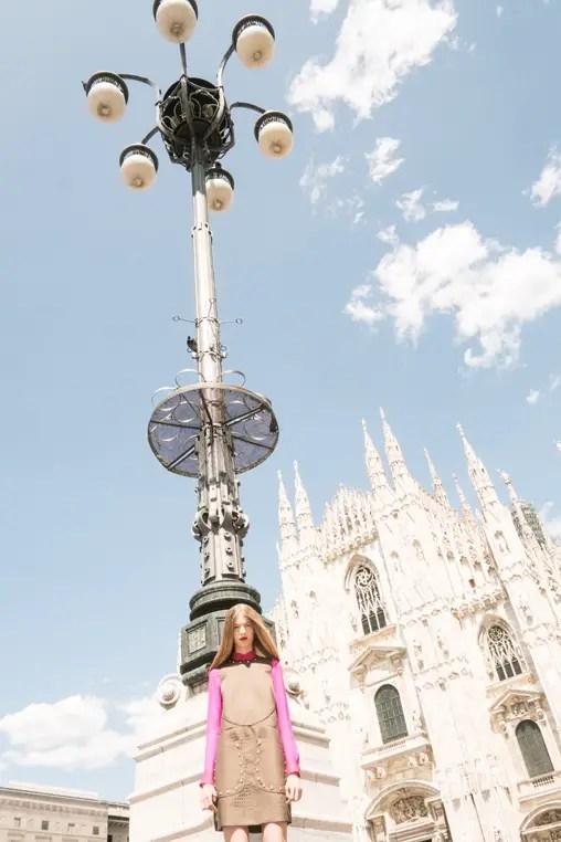 Milan fashion editorial Davide Lantermoz look 4