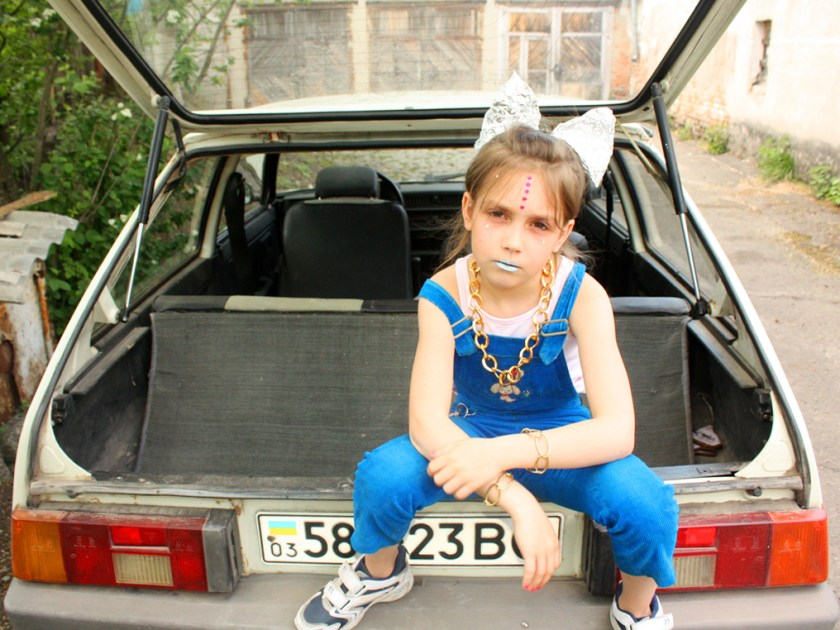 Ukraine Photography Art Kids Gorsad
