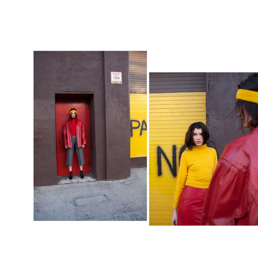 Fade Into Weisi day fashion editorial 7 of 11