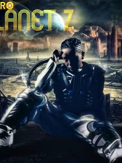 PlanetZ-JenRo-abum-cover