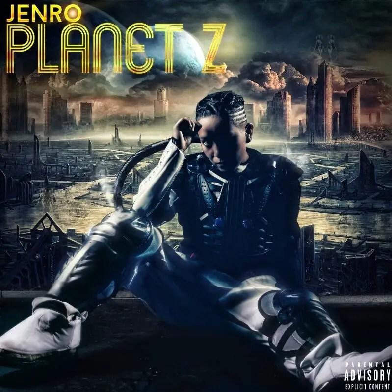 Planet Z JenRo album
