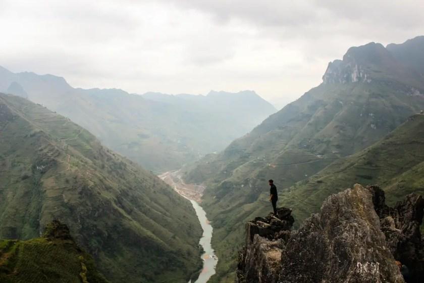 cliff a trip through vietnam