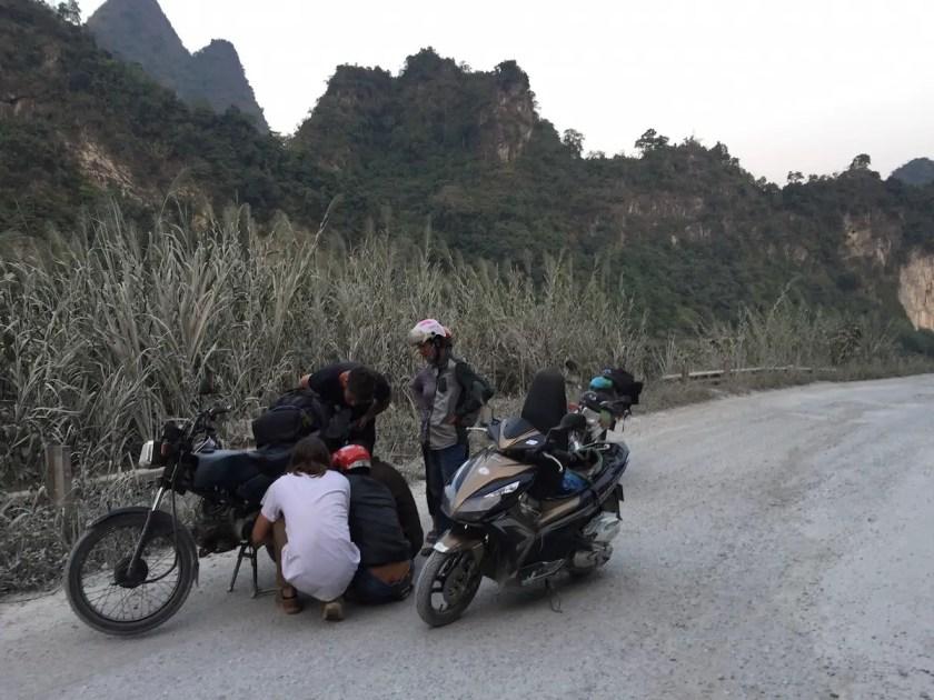 breakdown vietnam