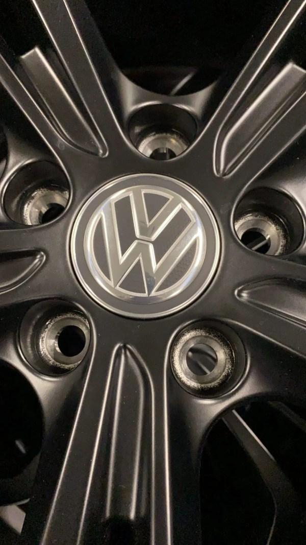 Original VW Radkappe 5G0601171 XQI