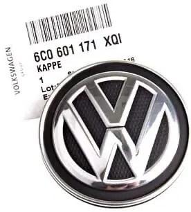 ORIGINAL VW RADKAPPE NABENKAPPE VW Polo model 6C0 601 171