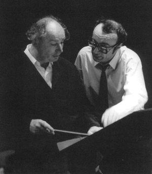 Rafael Kubelik - Alfred Brendel - Schoenberg - Piano Concerto