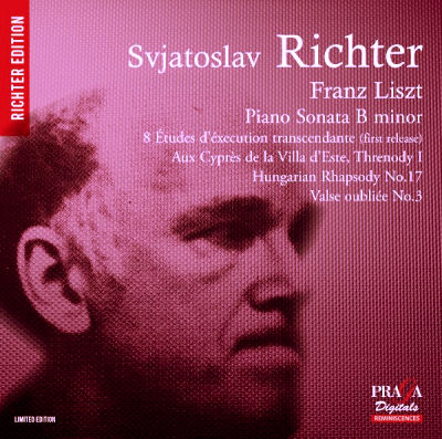 Svjatoslav Richter plays Liszt Piano sonata