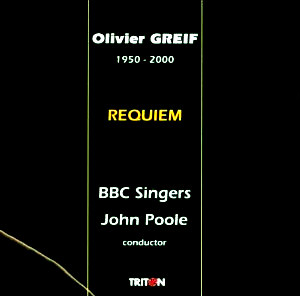 Olivier Greif - Requiem