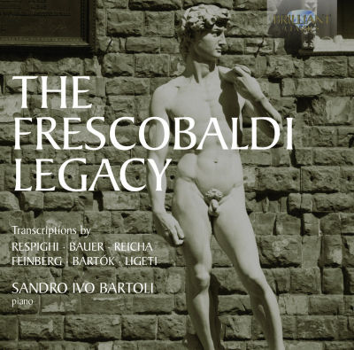 Frescobaldi transcriptions - Sandro Ivo Bartoli