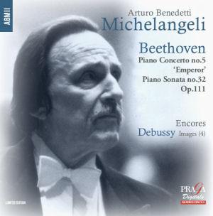 Michelangeli - Beethoven - Debussy - Praga Digitals