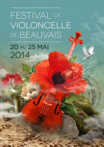 Festival de violoncelle de Beauvais