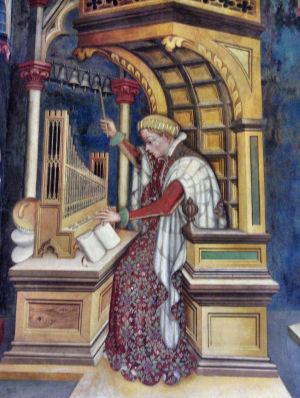 Atelier de Gentile da Fabriano, Musique, 1407-1410