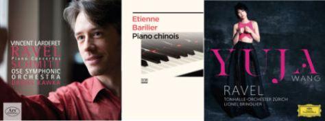 Vincent Larderet - Ravel - concerto pour piano