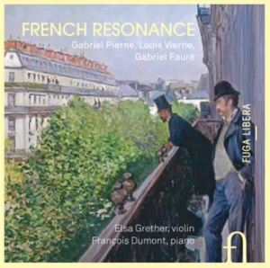 French Resonance - Elsa Grether - François Dumont