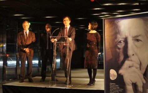 Jean-Claude Casadesus, François Bayle, Fleur Pellerin