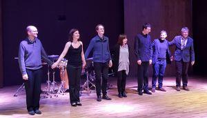 Mathieu Lejeune, Elisa Humanes, Carl-Emmanuel Fisbach, Ayumi Mori, Nathanaël Carré, Régis Campo, Eric Tanguy