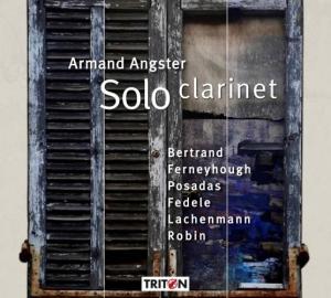 Armand Angster - Solo - Disques Triton