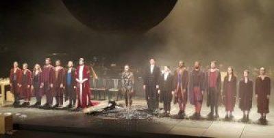 Giordano Bruno au Théâtre de Gennevilliers