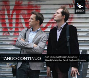 Tango Continuo Carl-Emmanuel Fisbach - David Christopher Panzl