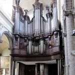 Orgue de la Collégiale Saint-Pierre de Douai