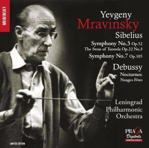 Mravinsky - Sibelius - Debussy