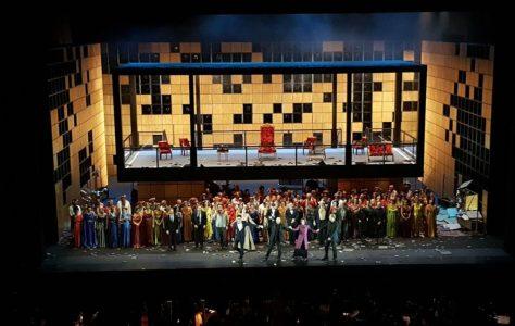 Samson et Dalila à l'Opéra de Paris