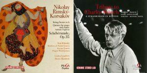 Nikolay Rimsky-Korsakov - Pierre Monteux - French music - Charles Münch