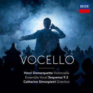 Henri Demarquette - Sequenza 9.3, - Catherine Simonpietri