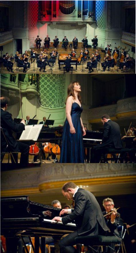 François Dumont - Helen Kearns - Orchestre symphonique de Bretagne