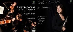 Trio Leos - hélçne Devilleneuve - Klarthe
