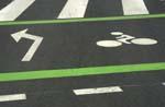Signalisation routire pour les vélos