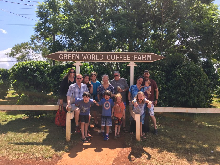 Green World Coffee Farm Vagobond