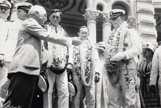 Captain John Rodgers Hawaii