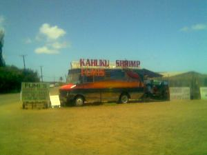 Shrimp Trucks Oahu