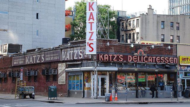 Katz's Deli NYC