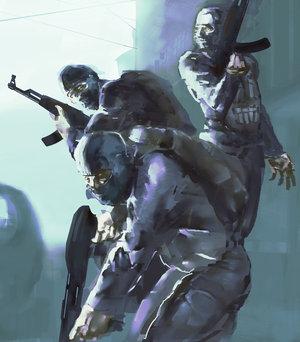 Call of Duty 4 by Julio Estrada