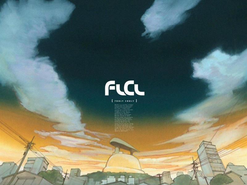FLCL (Furi Kuri) (2/5)