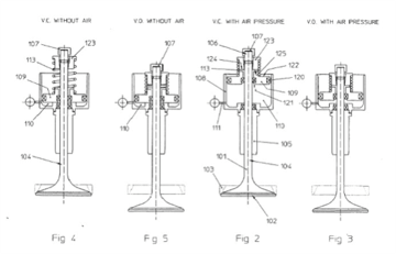 Engine Intake and Exhaust Valve