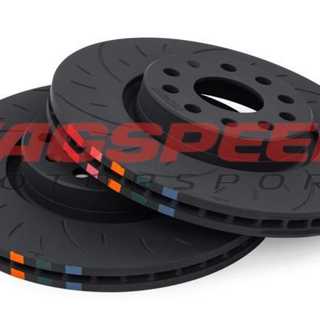 288x25mm Discos de freno delanteros APR