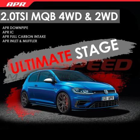 2.0TSI MQB 4WD/2WD – Stage Ultimate