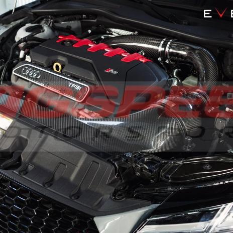 Audi RS3 8.5V/TTRS 8S gen2 STG3 – Sistema de admisión de carbono Eventuri