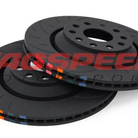 310x22mm Discos de freno traseros APR