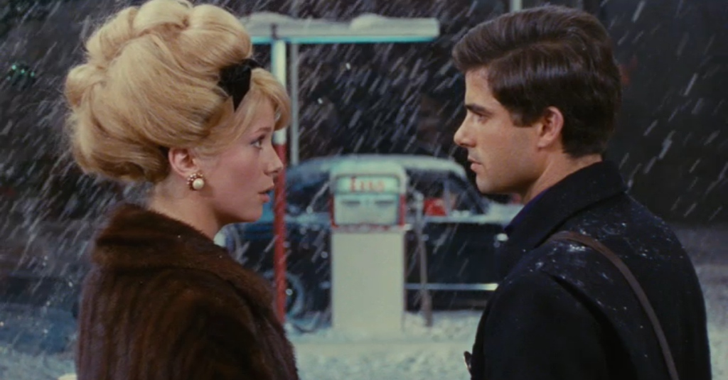 Political and Social Conventions in Jacques Demy's 'The Umbrellas of Cherbourg'